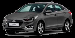 Прокат автомобиля Hyundai Solaris в Казани